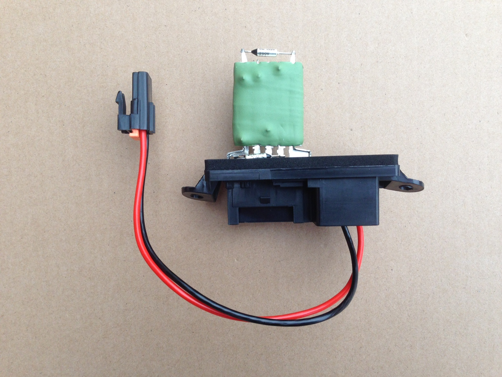 new oem replacement hvac blower motor resistor oem